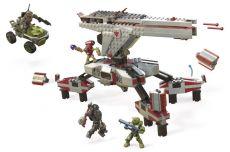 Halo Infinite Mega Construx Pro Builders Construction Set Defense Point Showdown