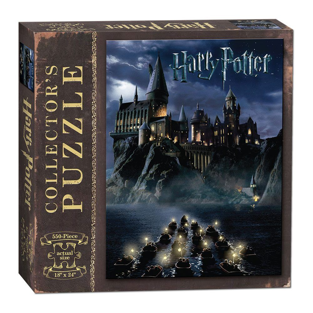 Harry Potter Collector's Jigsaw Puzzle World of Harry Potter (550 pieces) USAopoly