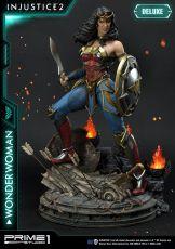 Injustice 2 Soška 1/4 Wonder Woman Deluxe Verze 52 cm