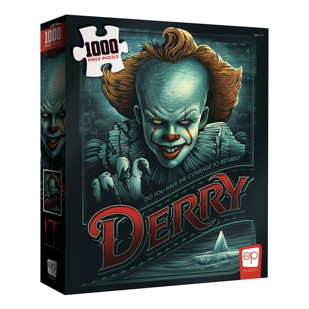 It Chapter Two Jigsaw Puzzle Return to Derry (1000 pieces) USAopoly