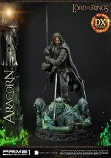 Lord of the Rings Soška 1/4 Aragorn Deluxe Verze 76 cm