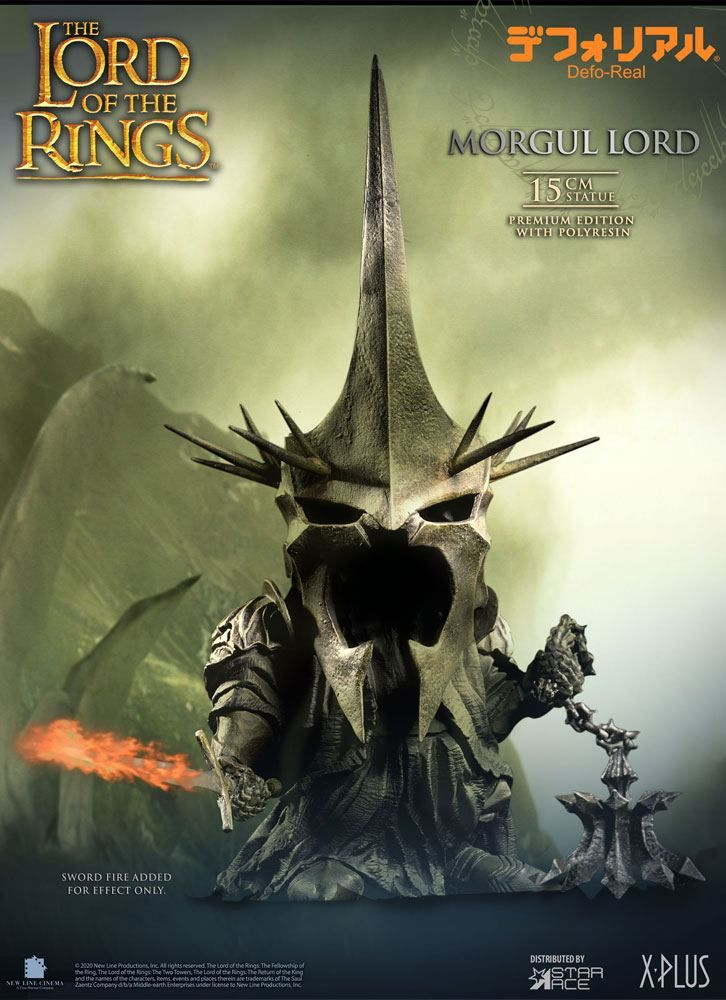 Lord of the Rings: The Return of the King Defo-Real Series Soška Morgul Lord 15 cm Star Ace Toys