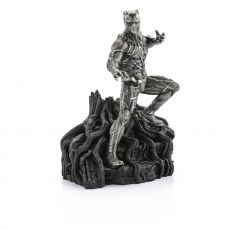 Marvel Pewter Collectible Soška Black Panther Guardian Limited Edition 24 cm