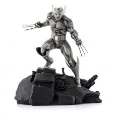 Marvel Pewter Collectible Soška Wolverine Victorious Limited Edition 24 cm