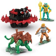 Masters of the Universe Mega Construx Probuilders Construction Set Battle Cat vs. Roton