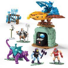 Masters of the Universe Mega Construx Probuilders Construction Set Panthor at Point Dread