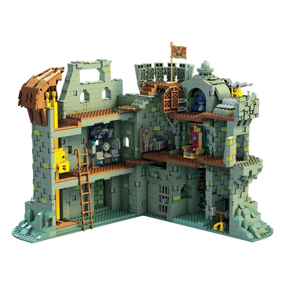 Masters of the Universe Mega Construx Probuilders Construction Set Castle Grayskull Mattel