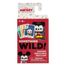 Mickey and Friends Card Game Something Wild! Case (4) DE/ES/IT Verze