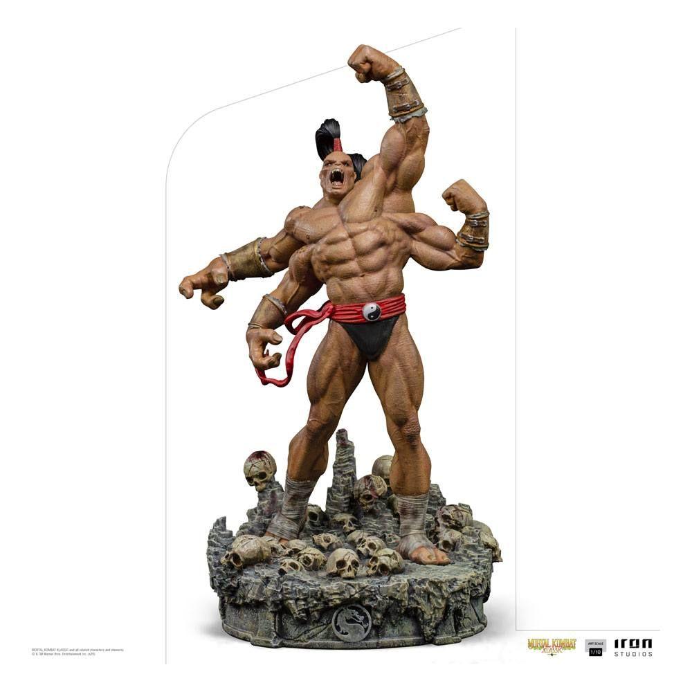 Mortal Kombat Art Scale Soška 1/10 Goro 36 cm Iron Studios