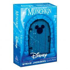 Munchkin Card Game Disney Anglická Verze