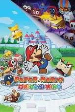 Paper Mario Plakát Pack The Origami King 61 x 91 cm (5)