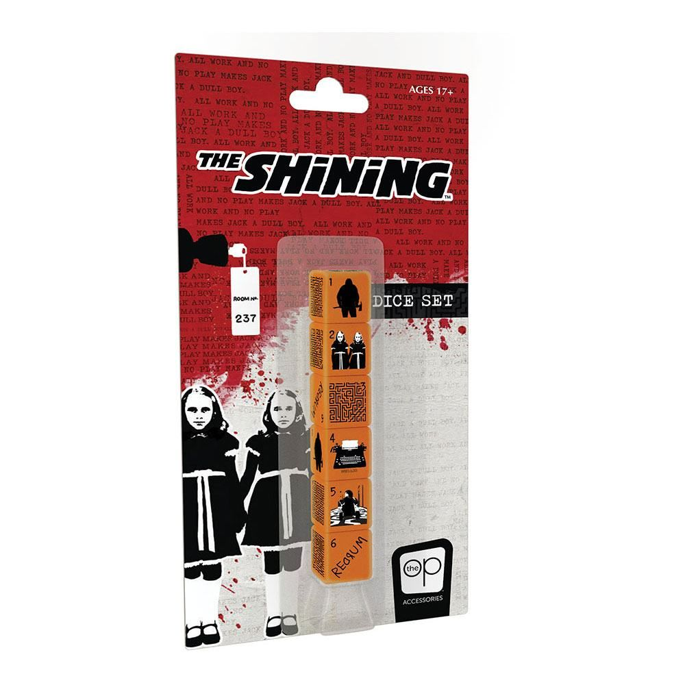 Shining Dice Set 6D6 (6) USAopoly