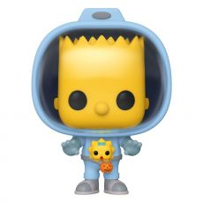 Simpsonovi POP! Animation vinylová Figure Bart w/Chestburster Maggie 9 cm
