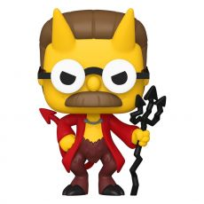 Simpsonovi POP! Animation vinylová Figure Devil Flanders 9 cm