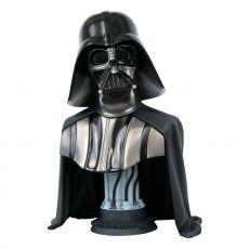 Star Wars Episode IV Legends in 3D Bysta 1/2 Darth Vader 25 cm