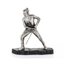 Star Wars Pewter Collectible Soška Rey Limited Edition 19 cm