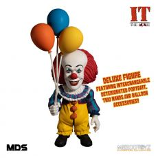 Stephen Kings It 1990 MDS Deluxe Akční Figure Pennywise 15 cm