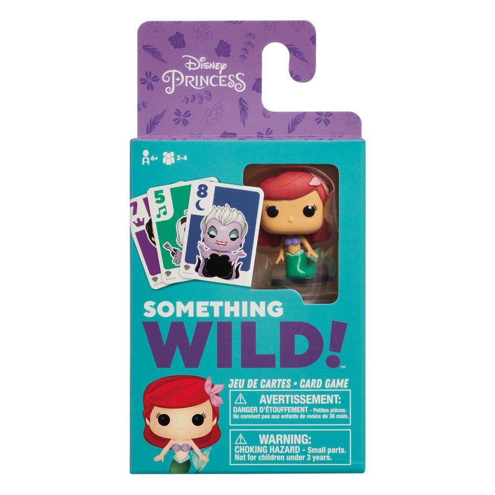 The Little Mermaid Card Game Something Wild! Case (4) FR/EN Verze Funko
