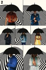 The Umbrella Academy Plakát Pack Family 61 x 91 cm (5)