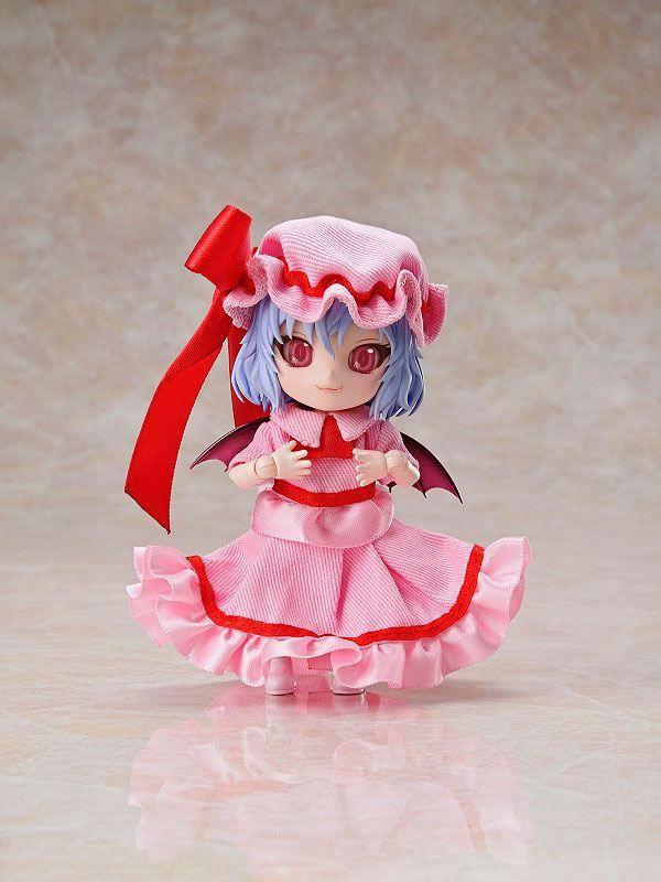 Touhou Project Chibikko Doll Akční Figure Remilia Scarlet 10 cm Funny Knights