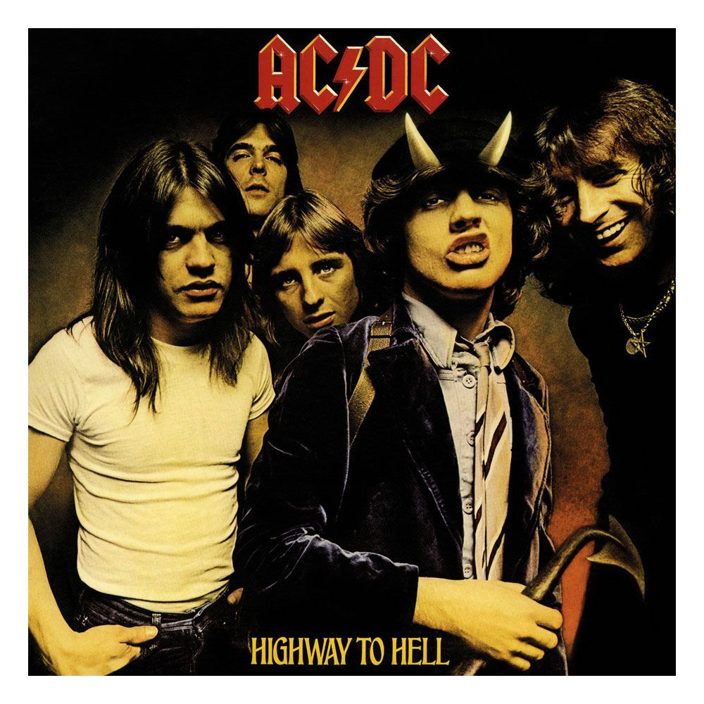 AC/DC Rock Saws Jigsaw Puzzle Highway To Hell (500 pieces) PHD Merchandise