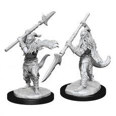 D&D Nolzur's Marvelous Miniatures Unpainted Miniatures Bearded Devils Case (6)