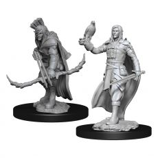 D&D Nolzur's Marvelous Miniatures Unpainted Miniatures Elf Ranger Male Case (6)