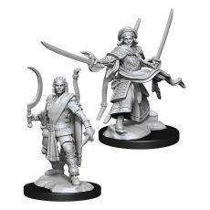 D&D Nolzur's Marvelous Miniatures Unpainted Miniatures Human Ranger Male Case (6)