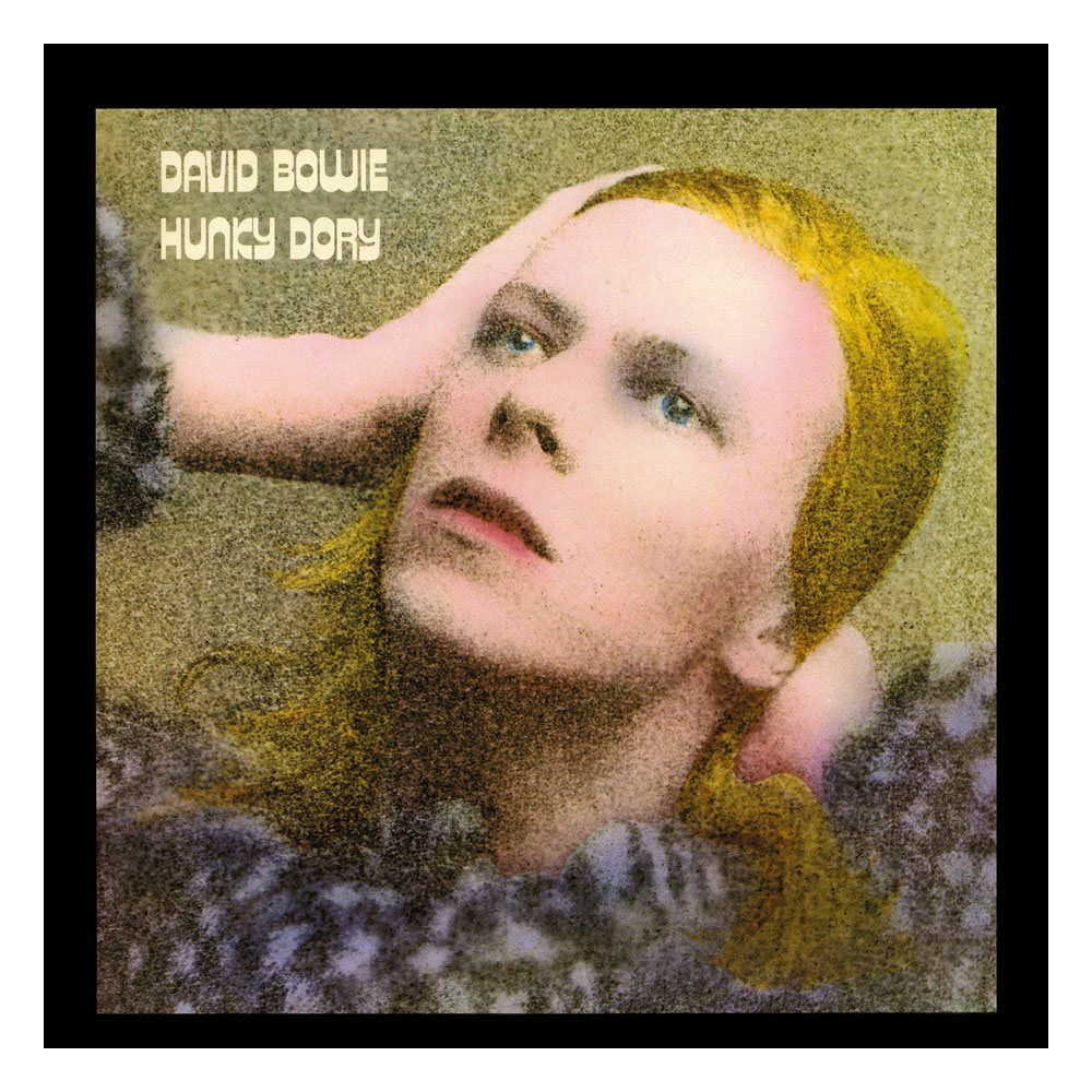 David Bowie Rock Saws Jigsaw Puzzle Hunky Dory (500 pieces) PHD Merchandise