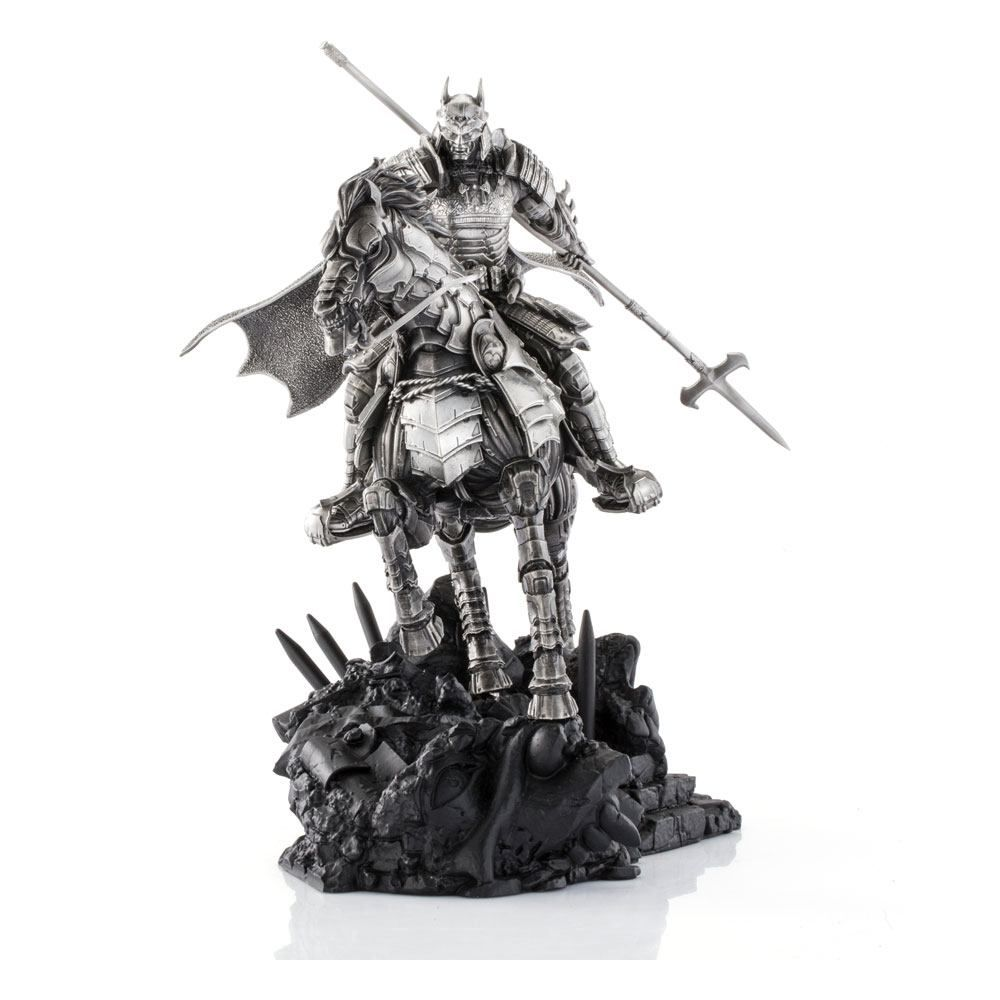 DC Comics Pewter Collectible Soška Batman Shogun Samurai Series Limited Edition 31 cm Royal Selangor