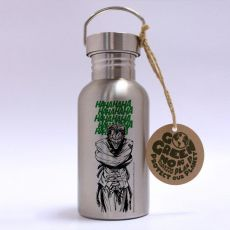 DC Comics Stainless Steel Water Bottle Joker Laugh