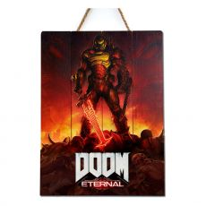 Doom WoodArts 3D Wooden Nástěnná Art Eternal 30 x 40 cm