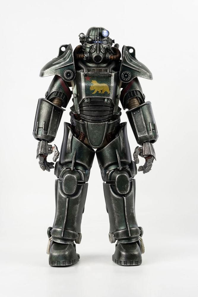 Fallout 4 Akční Figure 1/6 T-45 NCR Salvaged Power Armor 36 cm ThreeZero