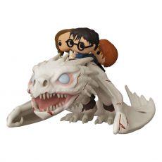 Harry Potter POP! Rides vinylová Figure Dragon w/Harry, Ron, & Hermione 15 cm