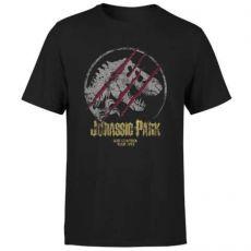 Jurassic Park Tričko Lost Control Velikost XL