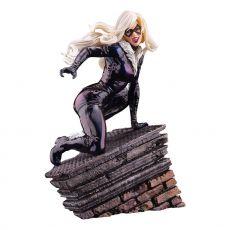Marvel Universe ARTFX Premier PVC Soška 1/10 Black Cat 16 cm