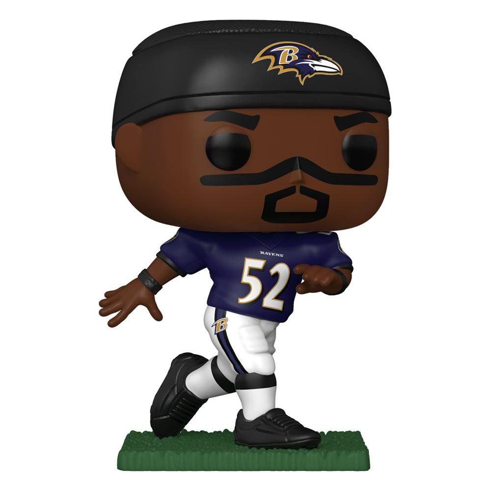 NFL POP! Legends vinylová Figure Ray Lewis (Ravens) 9 cm Funko