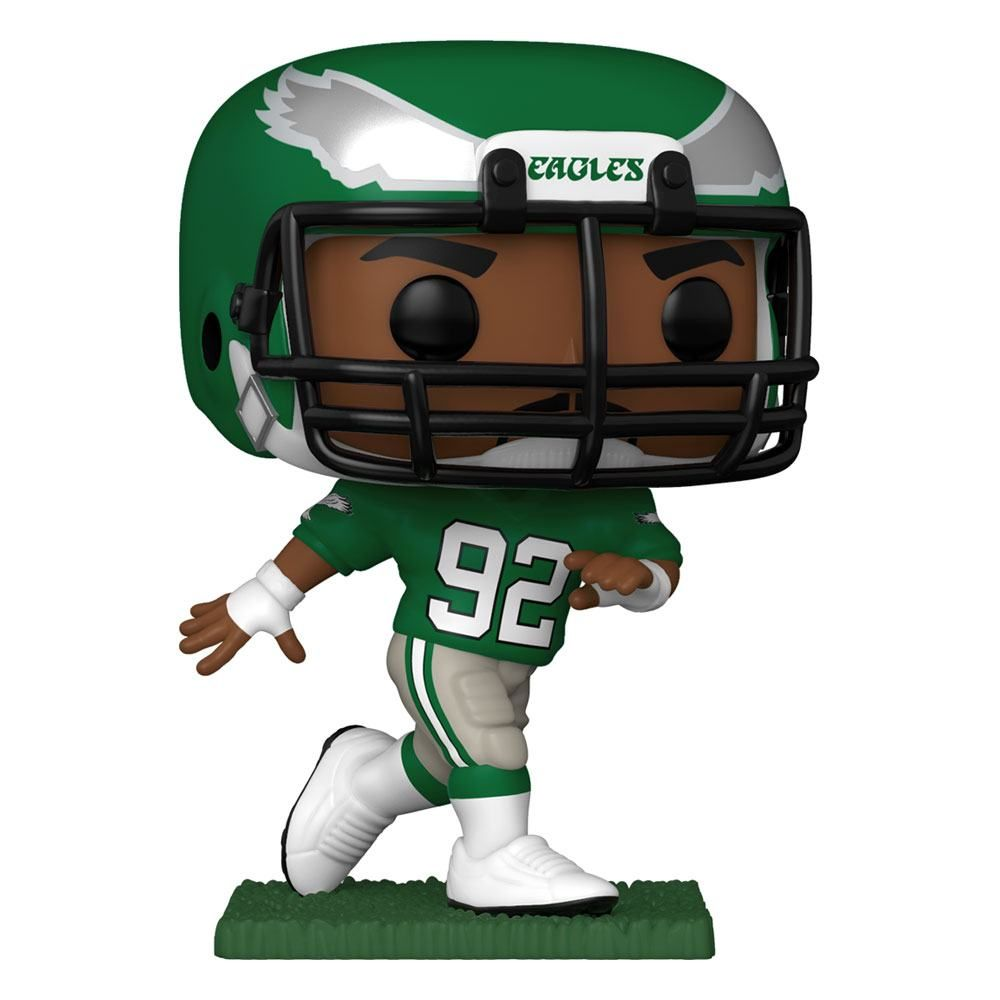 NFL POP! Legends vinylová Figure Reggie White (Eagles) 9 cm Funko