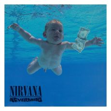 Nirvana Rock Saws Jigsaw Puzzle Nevermind (1000 pieces)
