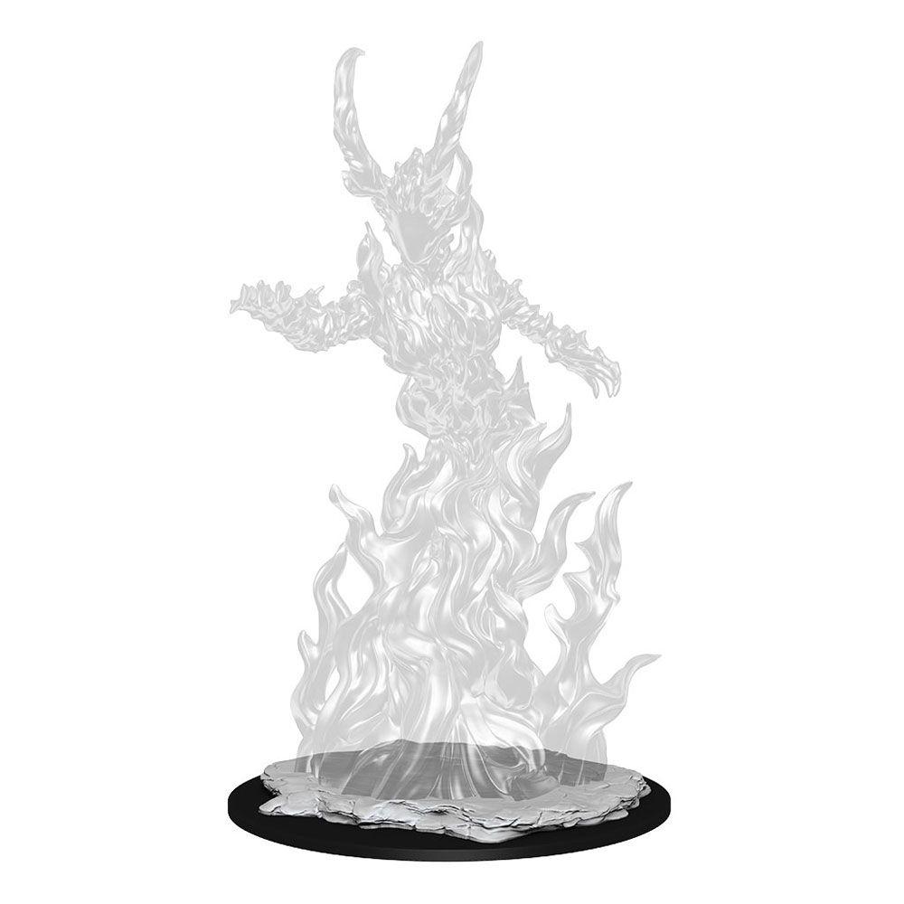 Pathfinder Battles Deep Cuts Unpainted Miniature Huge Fire Elemental Lord Wizkids