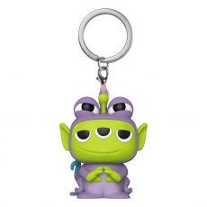 Pixar Pocket POP! vinylová Přívěsky na klíče 4 cm Alien as Randall Display (12)