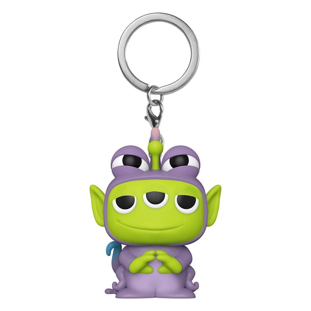 Pixar Pocket POP! vinylová Přívěsky na klíče 4 cm Alien as Randall Display (12) Funko