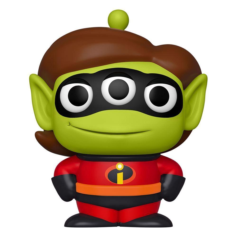 Pixar POP! Disney vinylová Figure Alien as Elastigirl 9 cm Funko
