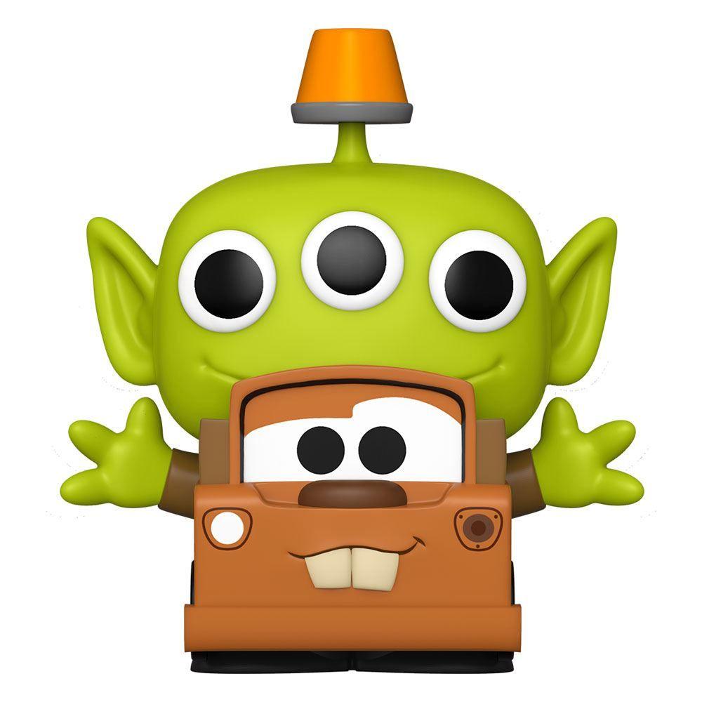 Pixar POP! Disney vinylová Figure Alien as Mater 9 cm Funko