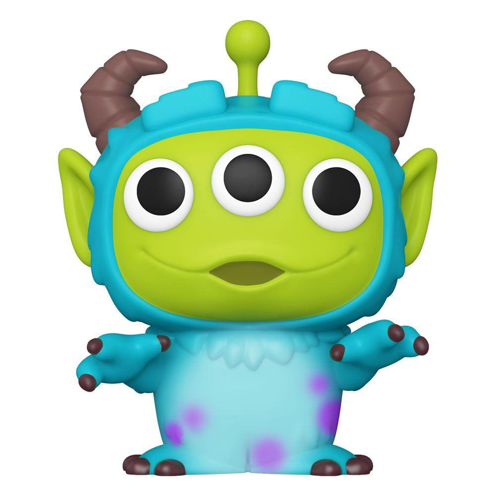 Pixar POP! Disney vinylová Figure Alien as Sully 9 cm Funko