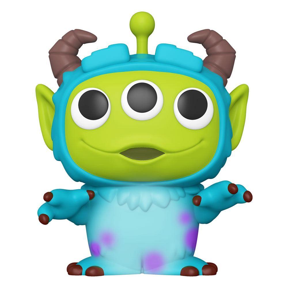 Pixar Super Sized POP! Disney vinylová Figure Alien as Sully 25 cm Funko