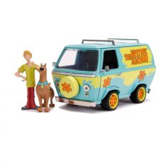 Scooby Doo Hollywood Rides Kov. Model 1/24 Mystery Van with Figures