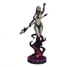 Sideshow Originals Soška Dark Sorceress: Guardian of the Void 51 cm