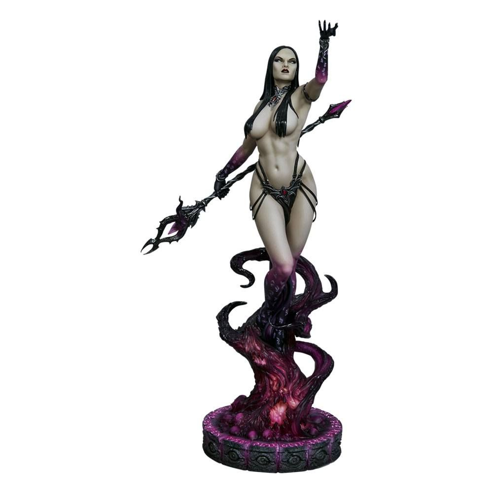 Sideshow Originals Soška Dark Sorceress: Guardian of the Void 51 cm Sideshow Collectibles
