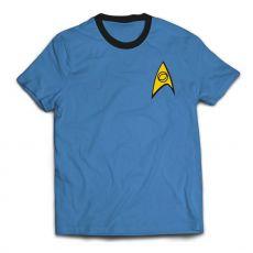 Star Trek Ringer Tričko Medical Uniform  Velikost S